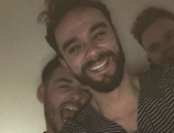 Jack P Shepherd moves in with Coronation Street co-star