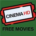 Cinema HD free movies icon