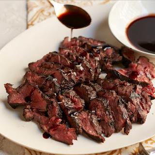 Floyd Cardoz's Grilled Hanger Steak.