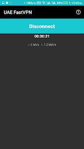 UAE FastVPN Free Unlimited Secured Super Fast VPN App Download For Android 3