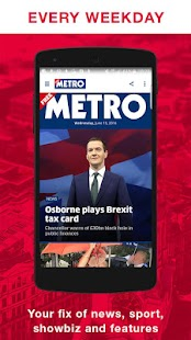 Metro- screenshot thumbnail