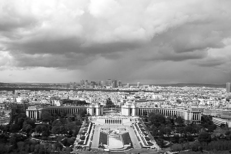 Nubi sulla città di Max_Treva