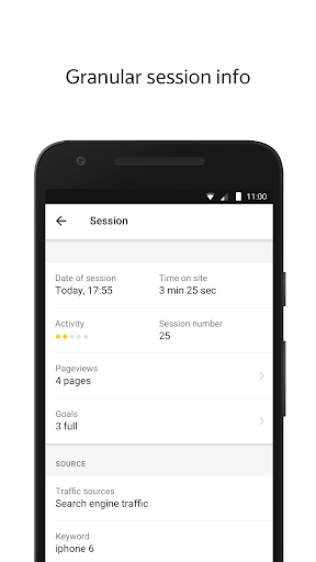 Yandex.Metrica for PC