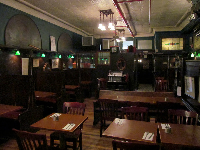 Photo: Old Town Bar upstairs dining
