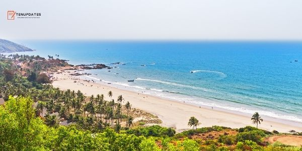 Goa - Most Famous Tourist Places in India