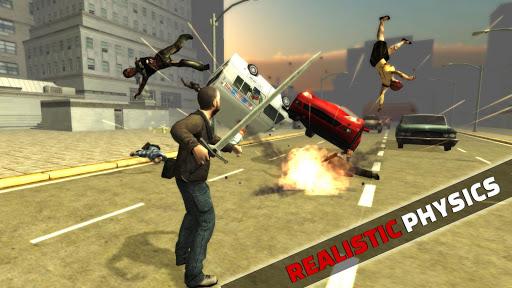 Zombie Street Fighter 1.1 screenshots 2