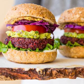 Beet Veggie Burger