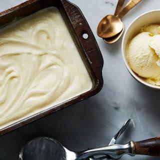 Sicilian-Style Ice Cream.