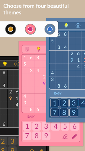 SUDOKU - Free, No Ads 1.1.406 screenshots 1