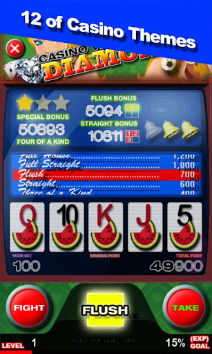 Video Poker Double Up filehippodl screenshot 2