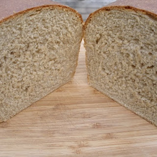 Soaked Whole Grain Bread