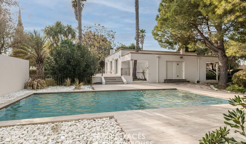Maison avec piscine Serignan