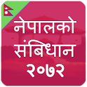 Constitution of Nepal icon