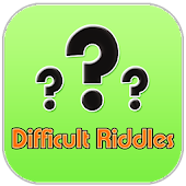 Difficult Riddles