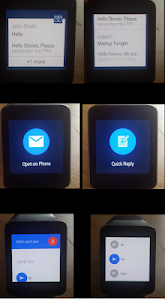 WearMail for Android Wear screenshot 2