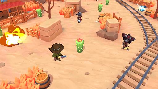 Télécharger TopGuns.io - Guns Battle royale 3D Action mod apk screenshots 5