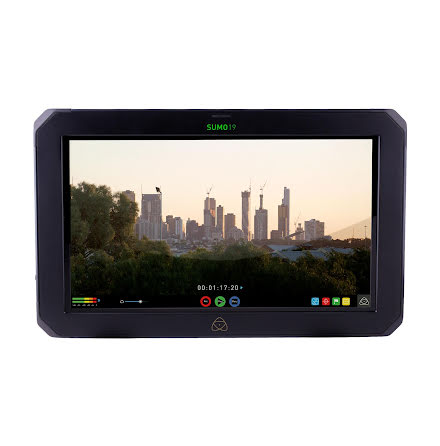 Atomos Sumo 19 Production Monitor-Recorder and Switcher