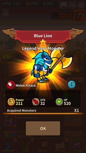 Monster Merge King 1.2.0 screenshots 5