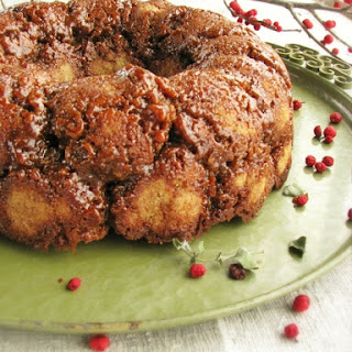 Grain Free Monkey Bread.