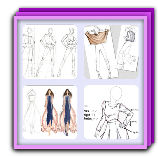 Fashion Sketching Tutorial