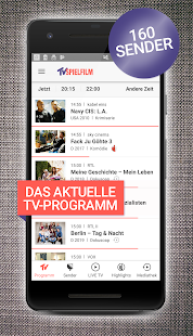 TV SPIELFILM - TV-Programm Screenshot