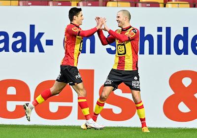 KV Mechelen reageert sterk na opdoffer en pikt de draad weer op: 'Geoffke' toont de weg met cruciale rol in eerste helft