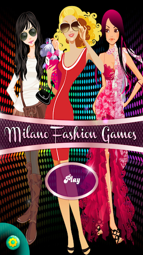 Milano Fashion Games Dress Up 2 screenshots 1