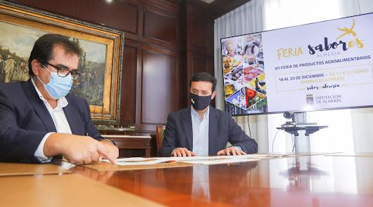 'Sabores Almería' convertirá a la Rambla en el epicentro de la agroalimentación