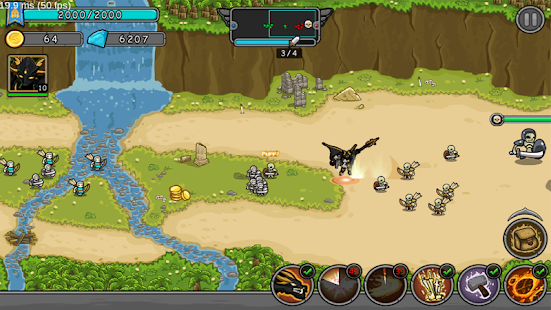 Frontier Wars: Defense Heroes - Tactical TD Game Screenshot