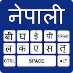 Nepali keyboard- Easy Nepali English Typing Icon