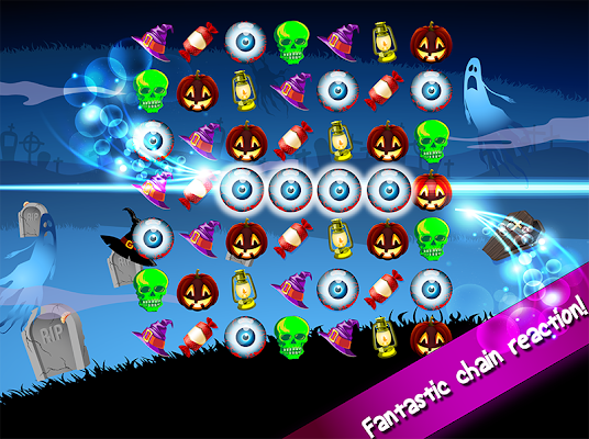 Witch Puzzle Halloween - screenshot