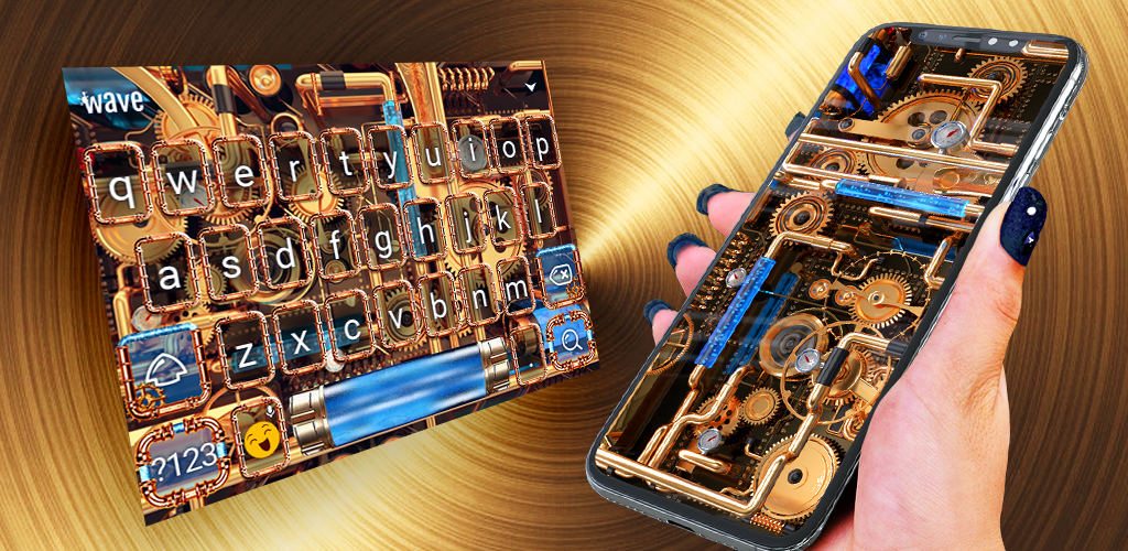 Cool Wallpapers And Keyboard Steampunk Pipes Latest Version Apk Download Cool Wallpapers Live Keyboard Steampunk Pipes Apk Free