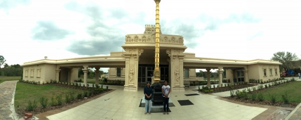 Hindu Temple in Orlando Florida