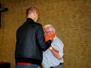 Photo: Hij verdient de oranje trui.