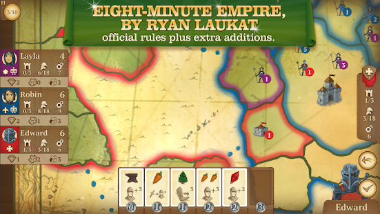 Eight-Minute Empire- screenshot thumbnail