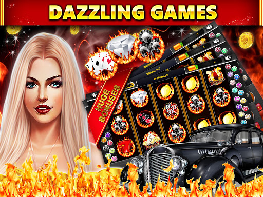 777 Sizzling Hot Slots u2013 Shot Royal Vegas Casino  screenshots 3