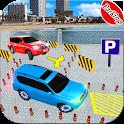 Racing Prado Parking Free icon