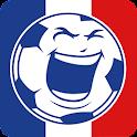 Francia App 2016 Calendario icon