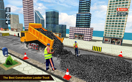 New City Build Road Construction for PC