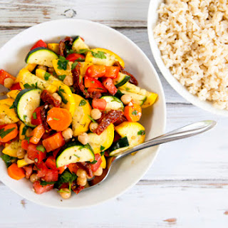 Raw Or Cooked Ratatouille