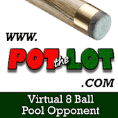 Virtual 8 Ball Pool Opponent
