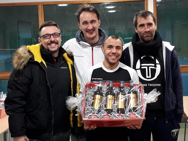 06/01/2019 - Championnats par équipe Séniors : H2 championne !