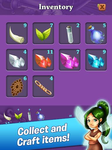 Mahjong Magic Lands: Fairy King's Quest 1.0.33 screenshots 4