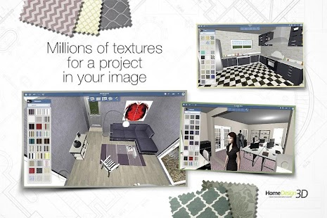 Home Design 3D - FREEMIUM Screenshot 5