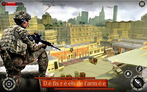 Code Triche Tireur d'u00e9lite 3D Tueur u00e0 gages Tournage Jeux APK MOD screenshots 3