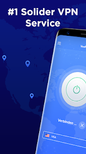 Fast VPN proxy by Veepn Screenshot