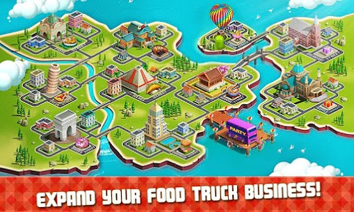 Food Truck Chef: Cooking Game MOD Apk (Unlimited Coins) 2
