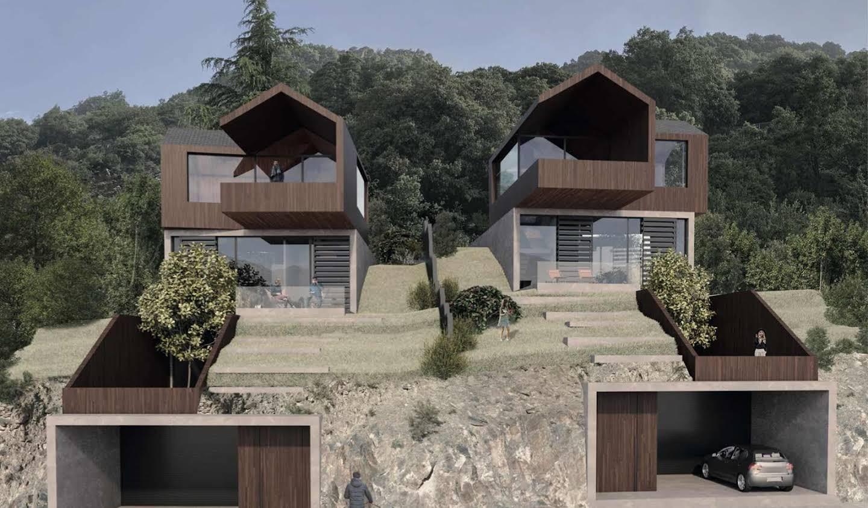 Chalet avec vue panoramique et terrasse Les Escaldes