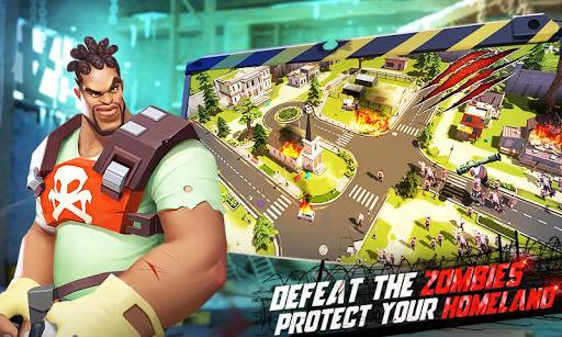 Hero Z:Survival Evolved screenshot 14