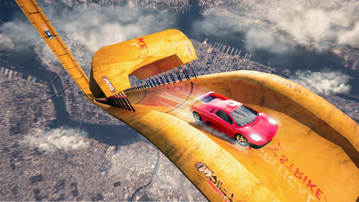 Télécharger Gratuit Mega Ramp Car Stunts 2020 apk mod screenshots 2